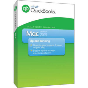 Quickbooks for Mac 2015